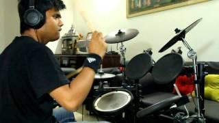 Ramleela- Ram Chahe Leela Chahe-Drum Cover (Parth Saini)