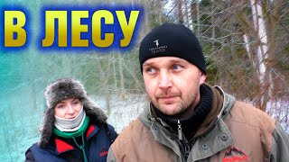 Как мы в лесу искали. Последний выезд перед зимой.
