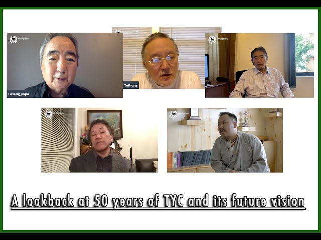 A lookback at 50 years of TYC and its future vision