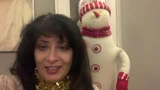 Shappi Khorsandi's Fave Christmas Cracker Joke! | Gilded Balloon's Christmas Crackers - Day 4