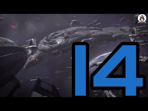 Mass Effect 3 #14 [Дредноут Гетов]