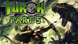 turok dinosaur hunter   the spooksy caves playthrough part 5