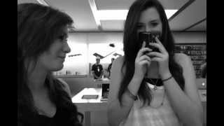 Public Humiliation: Dancing to Call Me Maybe in the Apple Store.