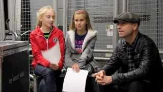 Kids Interview Bands - Flogging Molly