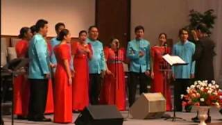 Himig Gospel Singers - His Life For Mine