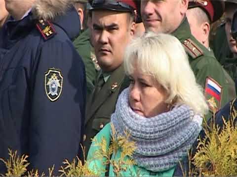 Ногинск Митинг на Богородском_кладбище_2019