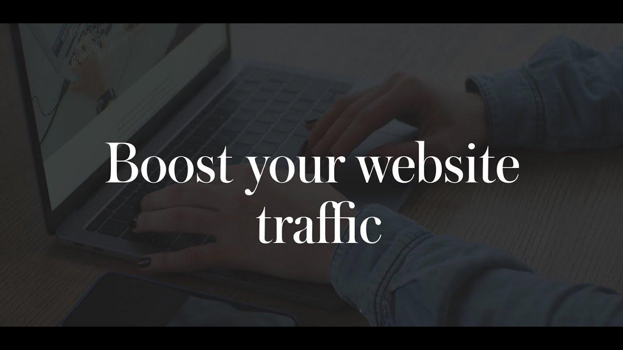 Promote any eBay, Etsy, Alibaba or AliExpress store