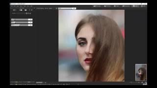Обработка фото, ретуширование лица: Skin Tune