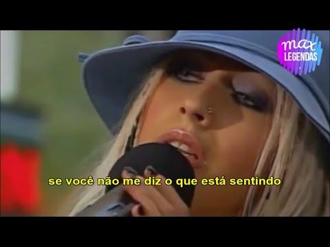 Christina Aguilera - Impossible (Tradução) (Legendado) (Ao Vivo)