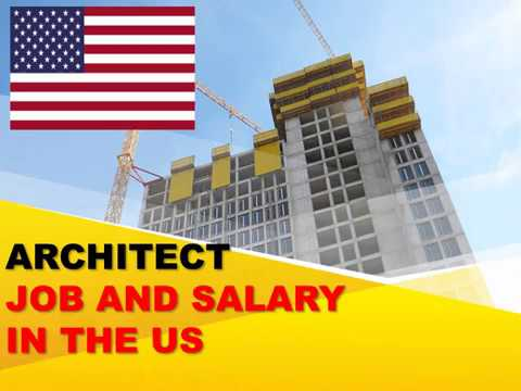 Architect Salary in the United States - Jobs and Wages in the United States