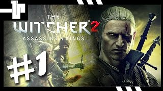 The Witcher 2: Assassins of Kings - O INÍCIO! (Gameplay em PT-BR) - #1