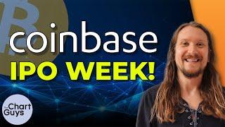 COINbase IPO Week!