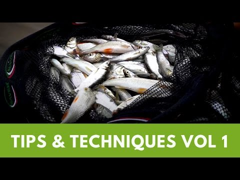 Match Fishing Tips and Techniques: Volume One, Rivers
