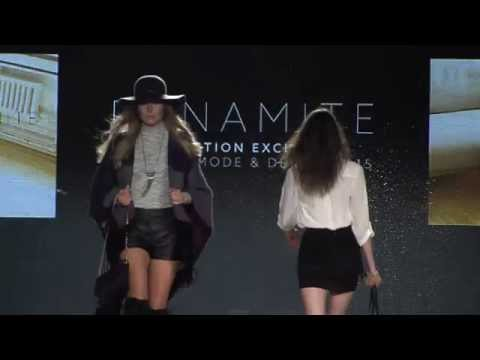DYNAMITE | Fall-Winter 2015 Fashion Show at Festival Mode & Design, Montreal