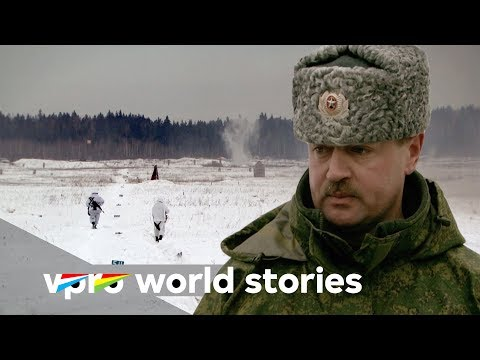 Hazing Russian soldiers - Fowm Moscow to Murmansk