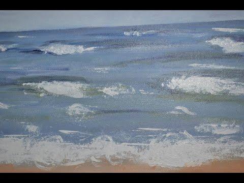 Diy 2mm Pour Créer Peindre La Mer Tutoriel Facile Loisirs