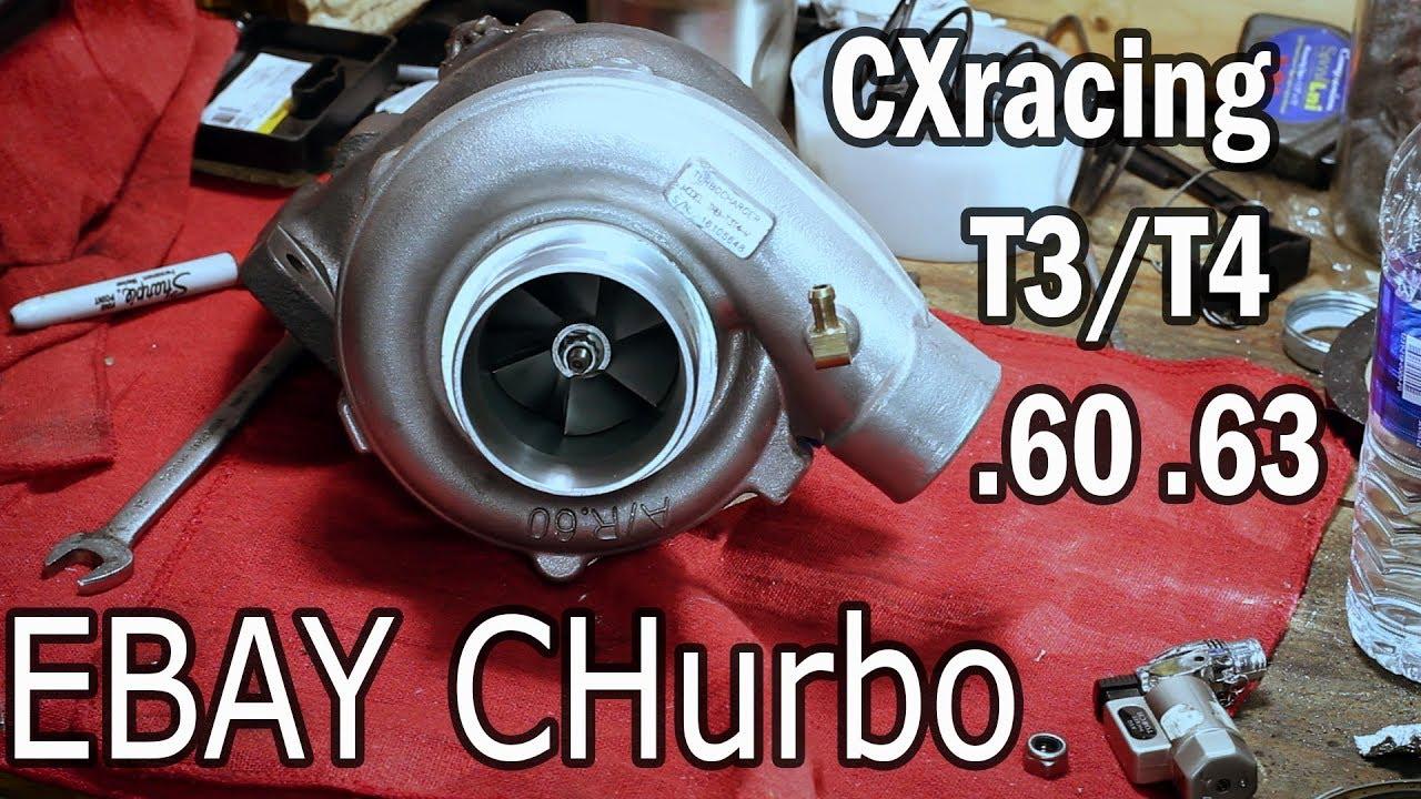 CXracing Turbo Kit Review!! - Bimmerforums