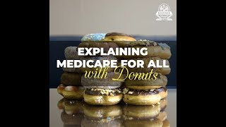 Explaining Medicare for All with Donuts