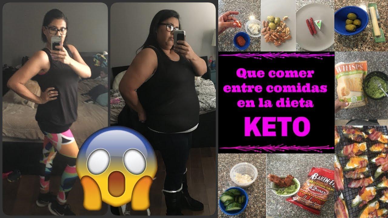 los alimentos pueden comer en la dieta ceto