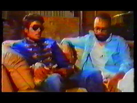 Michael Jackson & Quincy Jones Interview 1983 RARE!!!