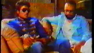 Michael Jackson & Quincy Jones Interview 1983 RARE!!!