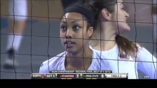 Penn State Volleyball @ Stanford