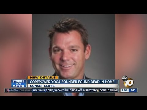 Founder of CorePower Yoga Trevor Tice found dead in home