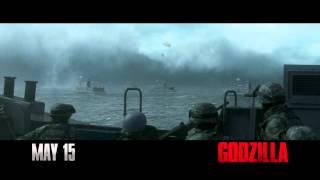Godzilla (2014) Ravaged Event Clip [HD]