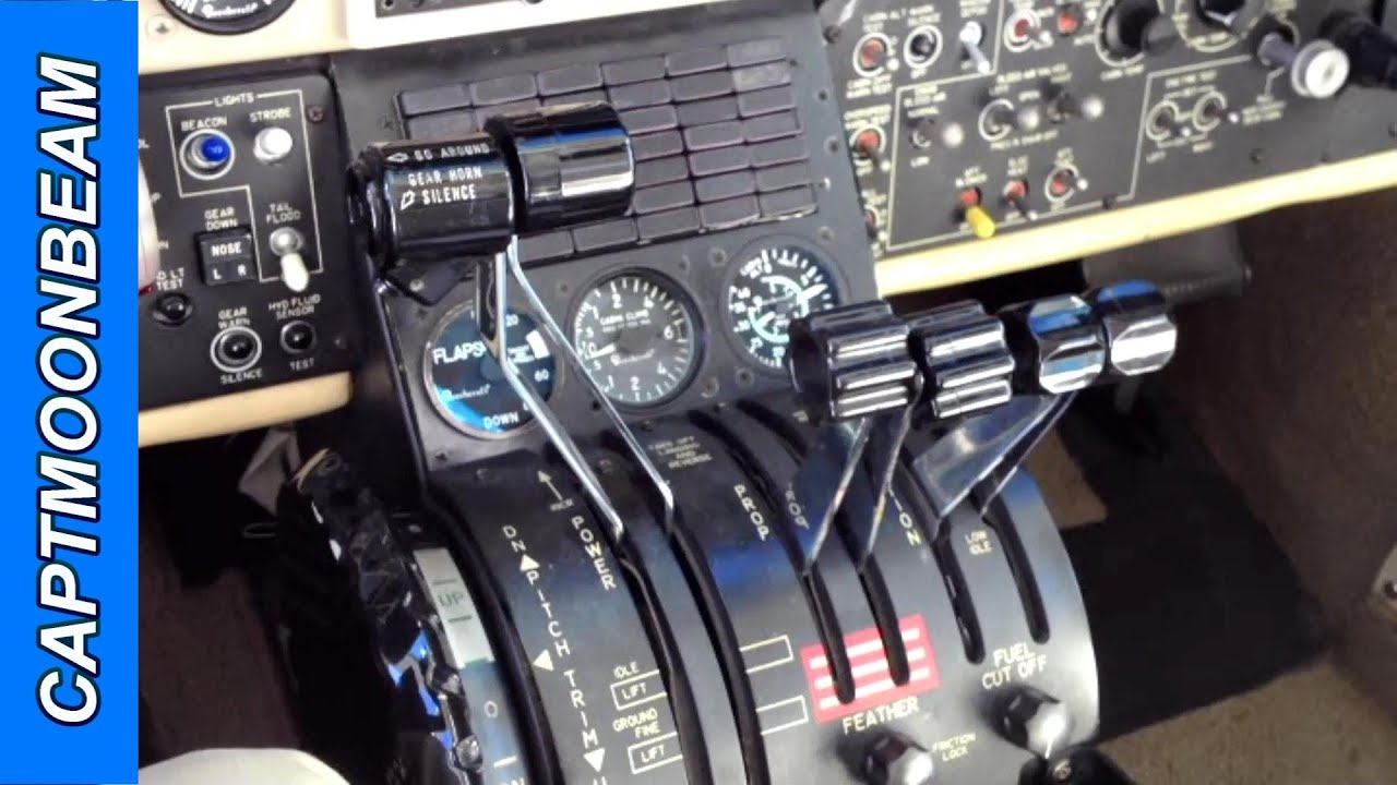 King Air | From the Cockpit