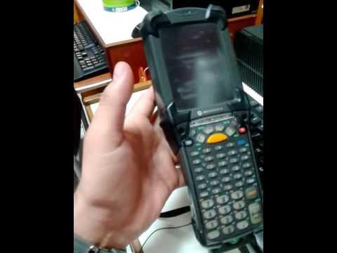 (Resetear) Reiniciar Palm Motorola MC9190