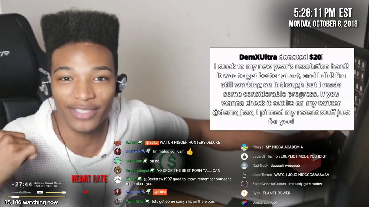 Etika Reacts to Goblin Slayer Anime and Persona 5 The Whims of Fate