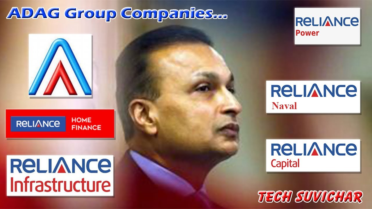 Reliance ADAG group Companies