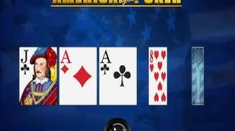 American Poker Gold - Wazdan Spielautomat Kostenlos Spiele und Gewinn