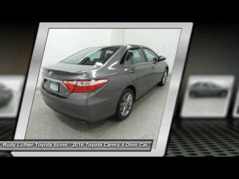 2016 toyota camry golden valley minneapolis bloomington mn r160161 youtube. Black Bedroom Furniture Sets. Home Design Ideas