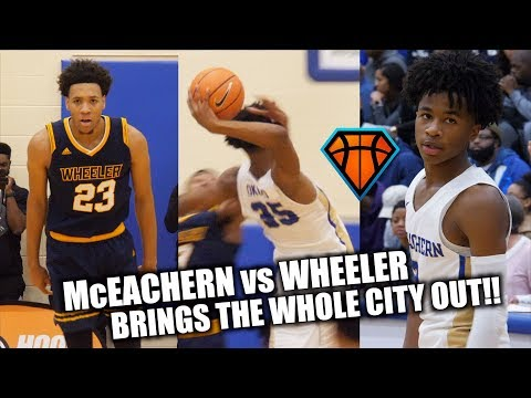 McEachern vs Wheeler GETS INTENSE in Front of SELL OUT Crowd!! | Top Team Responds BIG TIME