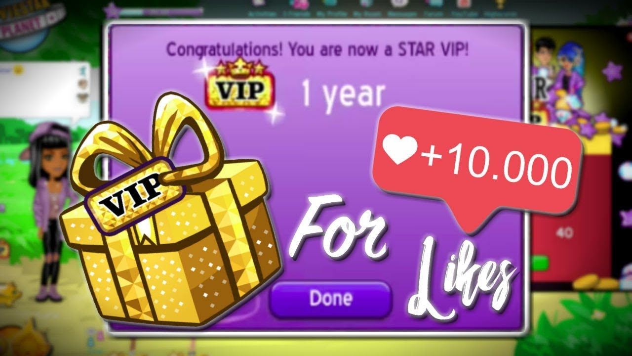 MSP GIVING FREE VIP FOR LIKES CHALLENGE *GIVING STRANGERS STAR VIP ON INSTAGRAM!!!* ????????