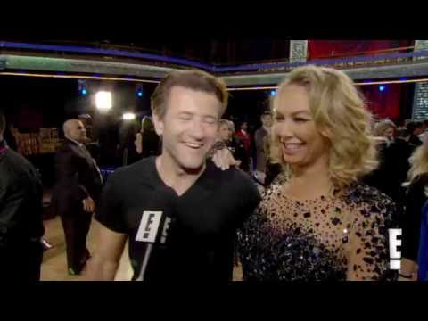 Robert Herjavec And Kym Johnson Going On Vacation After DWTS!