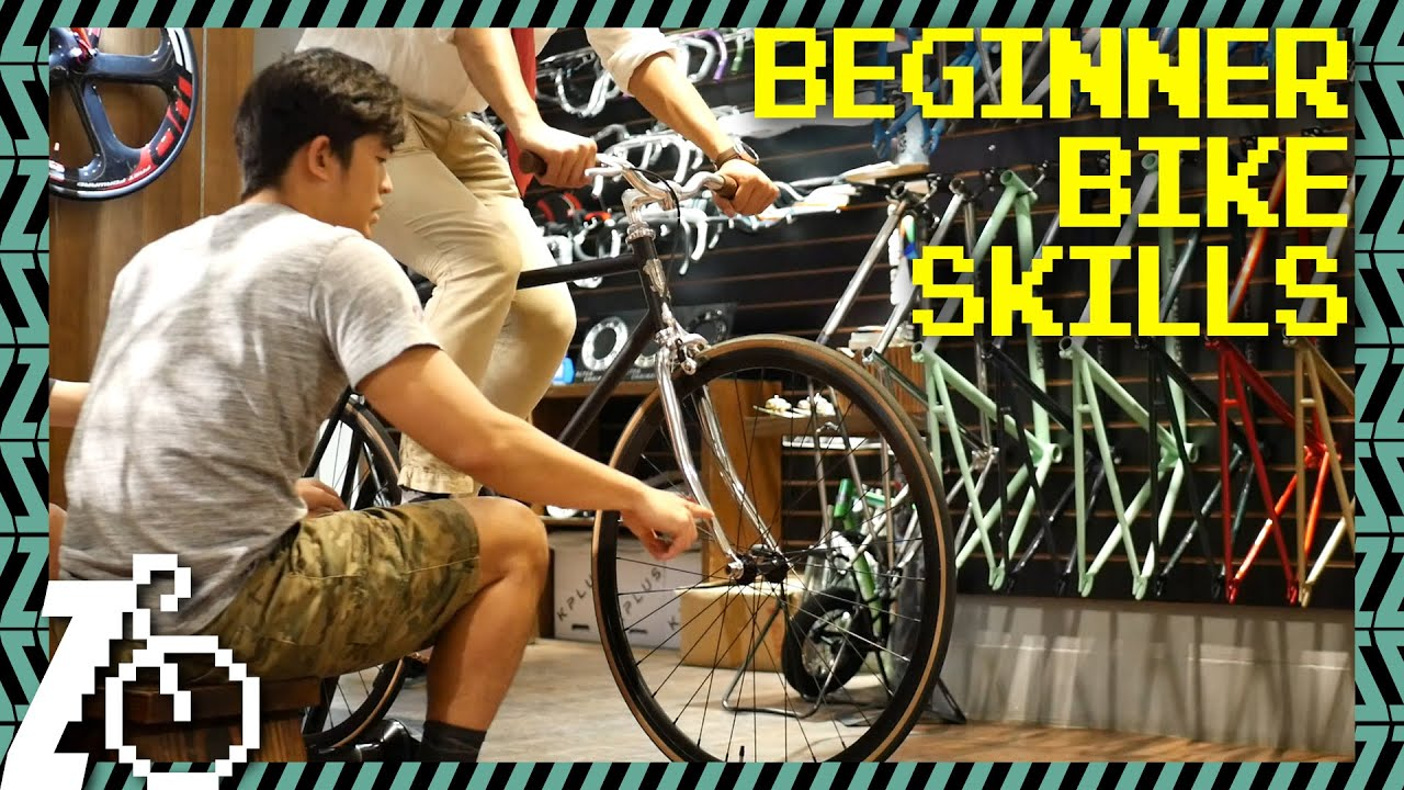 0562e93c083 10 Cycling Skills That Will Make You LOVE Riding - YouTube