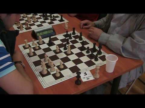 IM Nikita Meskovs - GM Evgeny Sveshnikov, Catalan Opening, Rapid chess