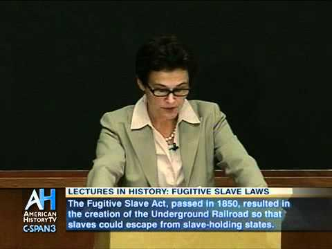 Lectures in History: Fugitive Slave Laws
