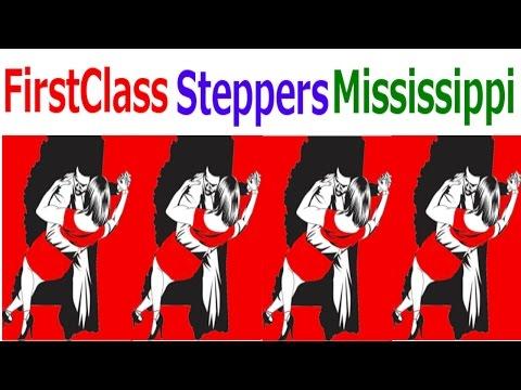 "FirstClass Steppers Mississippi ""Steppin N Da Sipp"" Workshop, Al Chi-Stepper, Carousel Technique"