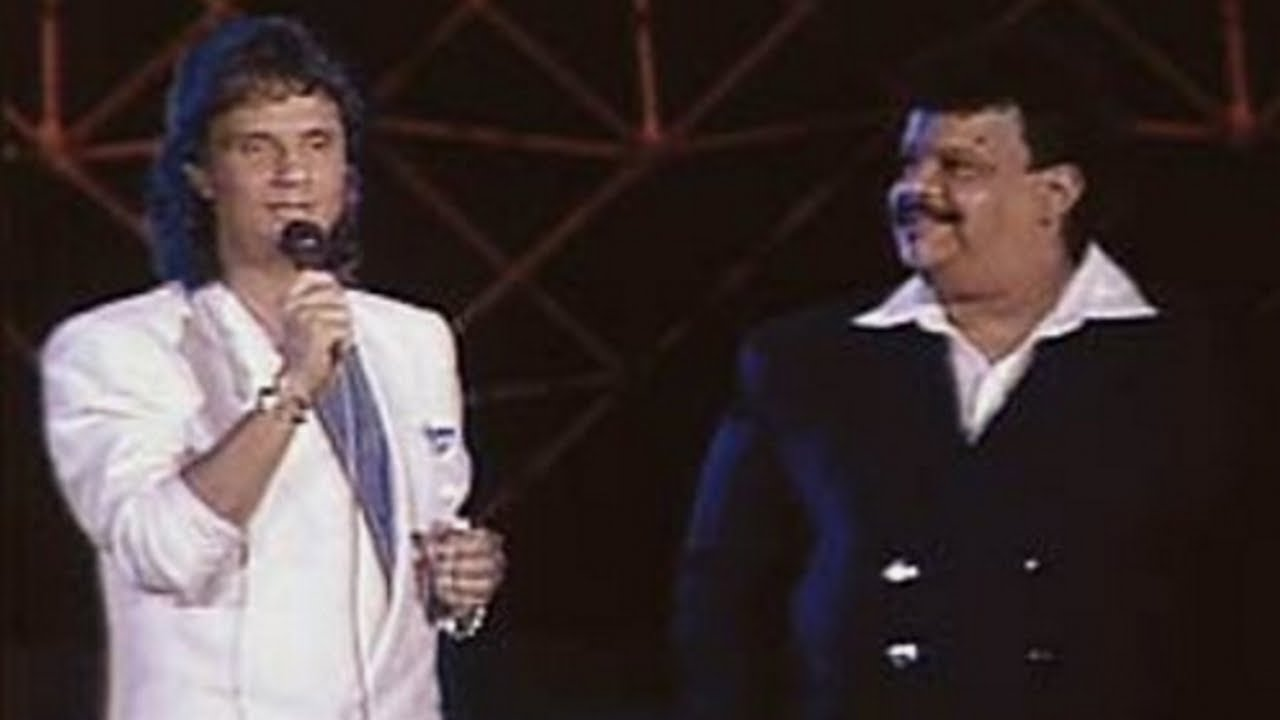 ROBERTO CARLOS & TIM MAIA - PEDE A ELA (RC Especial 1985) - HD