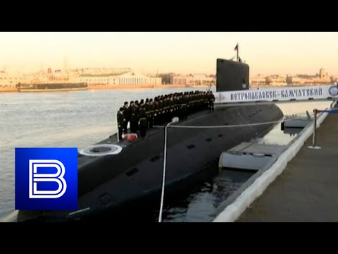 St. Petersburg's Shipyards Quietly Release Silent Killer Diesel Sub With New Precision Weapons!