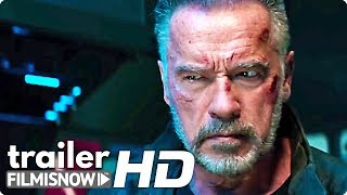 TERMINATOR: DARK FATE (2019) Extended Red Band TV Trailer | Sci-Fi Action Movie