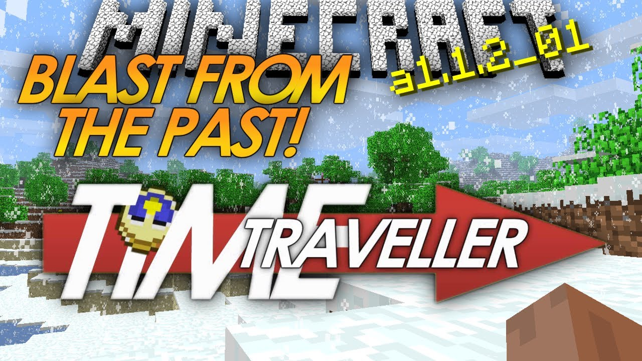 New Series About Time Traveler Starting