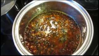 Gaijin Makes Beans And Greens Soup