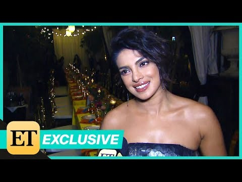 Priyanka Chopra Shares How Nick Jonas Made the First Move (Exclusive)