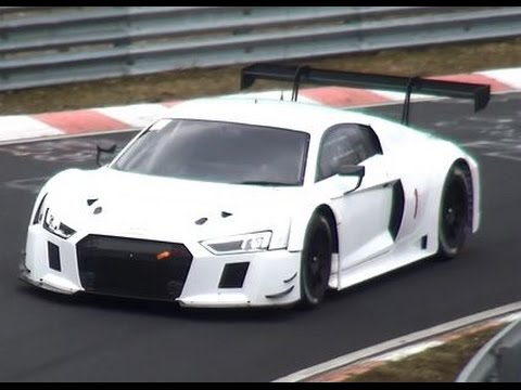 Sales Open for the Audi R8 LMS GTS Race Car