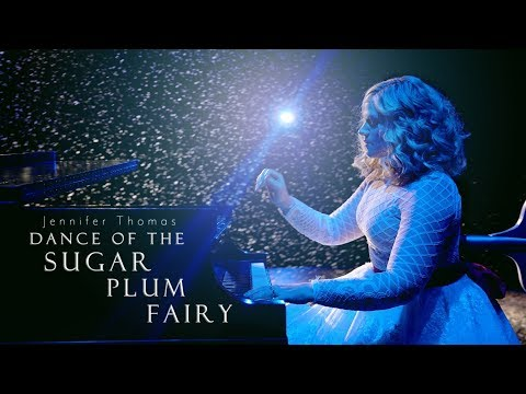 Dance of the Sugar Plum Fairy Epic Cinematic Piano  Jennifer Thomas