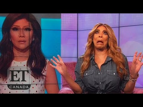 Wendy Williams Slams Julie Chen's 'The Talk' Exit